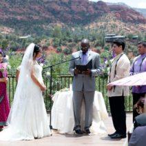 Multicultural Filipino Hindu Desi Wedding Apropos Creations 7