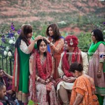 Multicultural Filipino Hindu Desi Wedding Apropos Creations 15