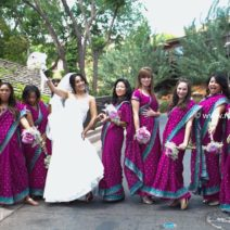 Multicultural Filipino Hindu Desi Wedding Apropos Creations 19