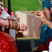 Multicultural Hindu Desi American Wedding Apropos Creations