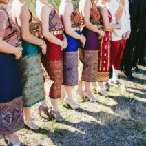 Multicultural Laotian Wedding Apropos Creations Arizona Wedding Planner 4