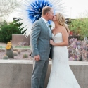 Bliss…  Real Weddings = Lauren and Denny at The Desert Botanical Garden