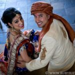 Palak and Antonio- an Apropos Creations Multicultural Wedding