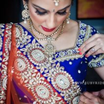 Palak and Antonio- an Apropos Creations Multicultural Wedding 9