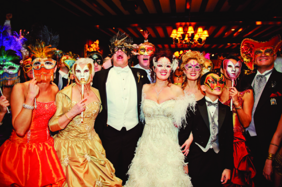 Halloween Themed Wedding Archives Apropos Creations