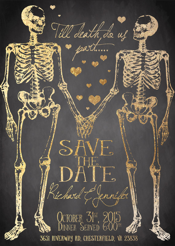 Holiday Special...Eerie and Elegant Halloween Weddings! - Apropos ...