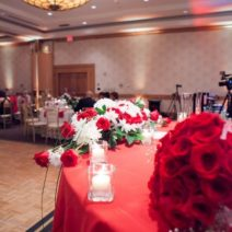 Phoenix Airport Marriott Wedding Ballroom
