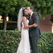 Scottsdale Arizona Multicultural Bride and Groom
