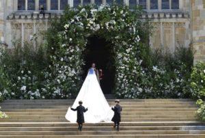 Prince Harry and Meghan's Royal Wedding- Meghan Markle's Bridal Procession Preparation