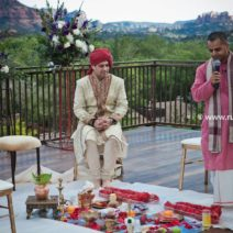 Multicultural Filipino Hindu Desi Wedding Apropos Creations 5