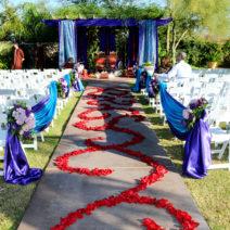 Multicultural Hindu Desi American Wedding Apropos Creations 3