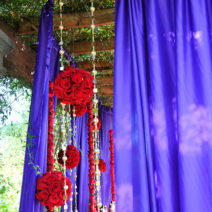 Multicultural Hindu Desi American Wedding Apropos Creations 6