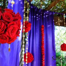 Multicultural Hindu Desi American Wedding Apropos Creations 7