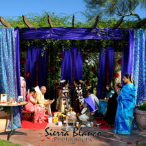 Multicultural Hindu Desi American Wedding Apropos Creations 9