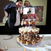 Multicultural Hindu Desi American Wedding Apropos Creations