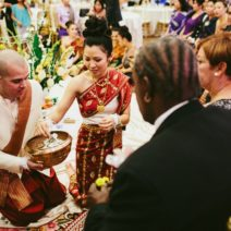 Multicultural Laotian Wedding Apropos Creations Arizona Wedding Planner 13