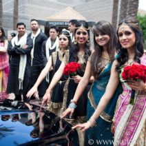 Palak and Antonio- an Apropos Creations Multicultural Wedding 16