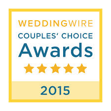 Wedding News Announcements…We're a Couples Choice Awards Winner of 2015!