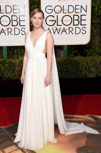 Saoirse Ronan 2016 Golden Globe Awards