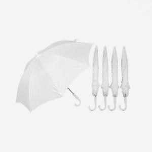 Wedding White Umbrellas