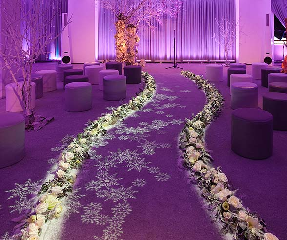 Snow Wedding Ideas: Oh The Things We Love... Winter Wonderland Weddings