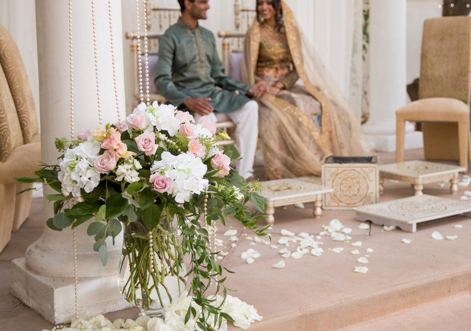 Styled Shoot – Classic and Modern Hindu Wedding
