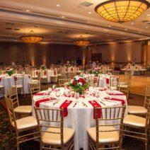 Phoenix Airport Marriott Multicultural Wedding Reception