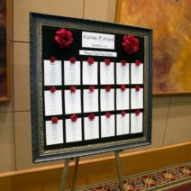 Seating Chart Board