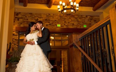 Shama and Tyrus: A Grand Wedding Weekend To Remember