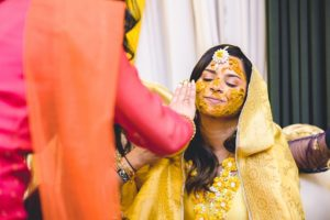 Sampat Jewellers Feature Haldi Ceremony