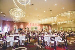 Maseera and Saddam's Pakistani Wedding recetption at Chateau Luxe