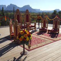 Sedona Destination Wedding Planner