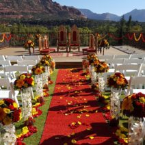 Sedona Hindu Destination Wedding Planner