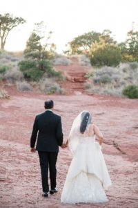 Erin and Jigar's Multicultural Wedding Red Rocks Wedding Sedona Arizona