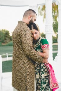 Maseera and Saddam's Pakistani Wedding ceremony at Orange Tree Golf Club