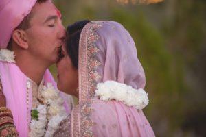 Shama and Tyrus Tucson Arizona Hindu Fusion Wedding