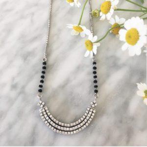 Sampat Jeweller Custom Mangalsutra Hindu wedding planner Apropos Creations