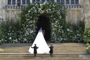 Prince Harry and Meghan's Royal Wedding- Meghan Markle's Bridal Procession Preparation