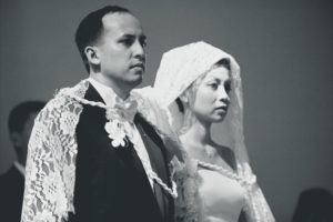 Filipino Cord Wedding Ceremony Tradition, Tying the Knot, wedding ceremony traditions we love