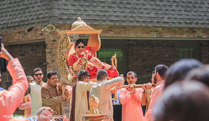 Palanquin: The Bridal Carriage Tradition