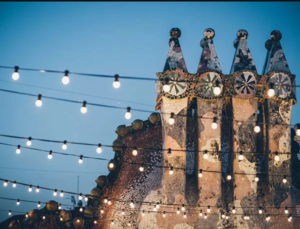 Destination Wedding Of A Lifetime in Barcelona- Casa Batllo