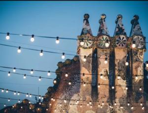 Destination Wedding Of A Lifetime in Barcelona- Casa Batllo