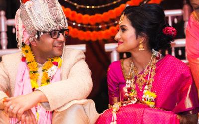 Shruti and Mohit: Classic Wedding Elegance In Full Bloom
