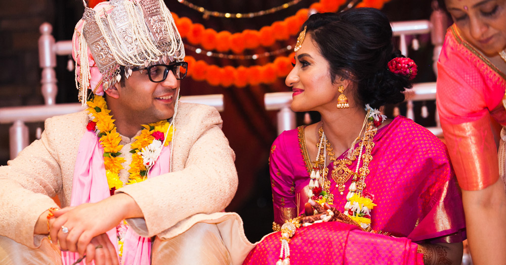 Shruti and Mohit: Classic Wedding Elegance In Full Bloom