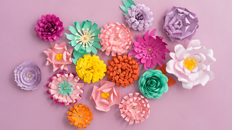 Paper Flowers: Stunning Wedding Flower Alternatives