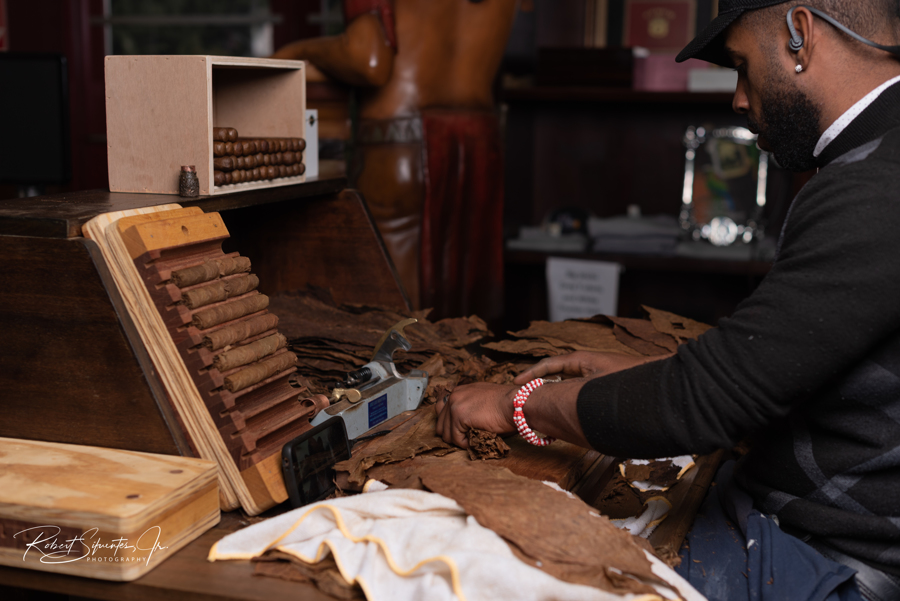 In The Limelight…  Vendor Spotlight…  Palos Grandes Cigar Factory