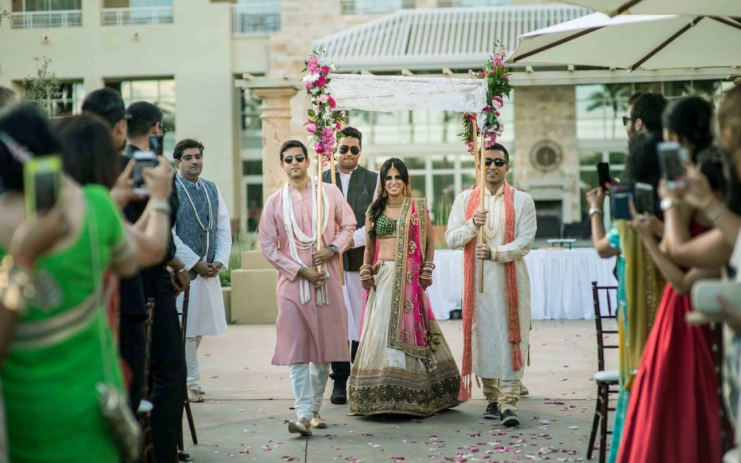 Grand Wedding Entrances: The Chunar
