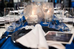 NACE Tantalizing Tables Blue and White