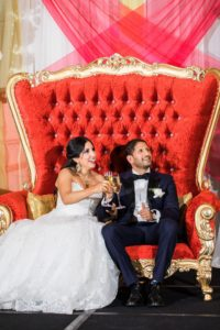 Carolina & Chandan Omni Montelucia Wedding