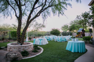 How to Plan a Rehearsal Dinner at you backyard